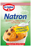 Dr.Oetker Natron 5 Tüten x 5g