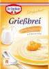 Dr. Oetker Süße Mahlzeit Griesbrei Vanille 90g