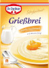 Dr.Oetker Süße Mahlzeit Griessbrei Vanille Geschmack 90g