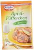 Dr.Oetker Süsse Mahlzeit Apfel Püfferchen Mit Apfelstückchen