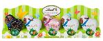 Lindt 5 Oster-Schäfchen aus Vollmilch Schokolade (50g)