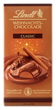 Lindt Weihnachts-Chocolade classic 100g