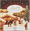 Lindt Adventskalender - Weihnachtsmarkt Tischkalender 115g