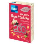 Kölln Müsli Knusper Beere & Schoko Hafer-Müsli 450g