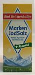 Bad Reichenhaller Marken Jodsalz + fluorid (500g)
