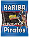 Haribo Piratos mit Salmiak Extra stark 200g
