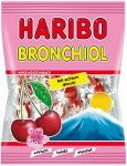 Haribo Bronchiol Kirsch (100g.)