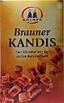 Diamant brauner Kandis (500g)