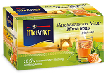 Messmer Marokkanischer Masir Minze-Honig (20er)