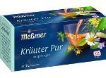 Messmer Kräuter Pur 25er x 2g