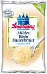 Leuchtenberg Mildes Wein Sauerkraut 500/520g