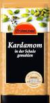 Ostmann Gewürze Kardamom in der Schale gemahlen 7,5 g