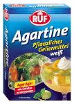 Ruf Agartine Pflanzliches Geliermittel weiss (3x10g)
