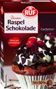 Ruf Raspelschokolade Zartbitter (100g)
