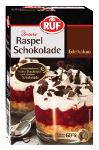Ruf Raspel Schokolade 60% Edelkakao 100g