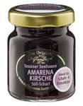 Wolfram Berge Tessiner Senf Sauce Amarena Kirsche 60ml
