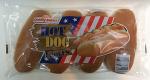 Hot Dog Rolls 4er - 250g