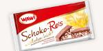 Wawi Schoko-Reis wölkchenleicht Edelvollmilch-Schokolade 40g