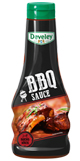 Delevey BBQ Sauce (Rauchig Würzig) 250ml