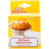 Kaiser Papier Backförmchen 200 Stck