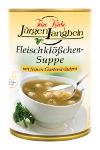 J. L. Fleischklösschen-Suppe 400ml