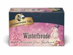 Goldmännchen Tee Winterfreude Kirsche Marzipan 50g für 20er