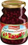 Odenwald Wildpreiselbeeren & Cranberries 400g