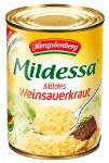 Hengstenberg Mildessa Mildes Weinsauerkraut 550g