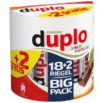 Ferrero Duplo Big Pack 18+2 Riegel (2 stück gratis) 364g