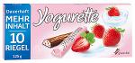 Ferrero Yogurette Erdbeere 125g für 10 Stück
