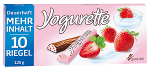 Yogurette Erdbeere 10 Stück (125g)