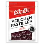 Rheila Veilchen Pastillen (mild und aromatisch) 90g