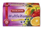 Teekanne Multivitamin (Mit 10 Vitaminen) 20er x 3g