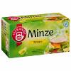 Teekanne Minze Zitrone 30g