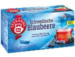 Teekanne Schwedische Blaubeere 20er x 2,25g