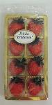 Odenwälder Edelmarzipan Frische Erdbeeren (100g)