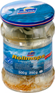 Ostsee Fisch Rollmops in würziger Marinade 500g