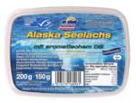 Ostsee Fisch Alaska Seelachs mit Dill in feinem Speiseöl 200g