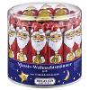 Riegelein Weihnachtsmänner Vollmilch-Schokolade 10 x 12,5g