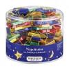 Riegelein 4er Bündel-Napos Vollmilch-Schokolade 5er x 11,2g
