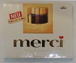 Merci Finest Selection 4 Praliné Crème Vielfalt