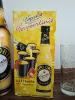 Verpoorten Eierlikör Flasche 0,10l und 5 Schokobecher