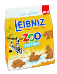 Leibniz Zoo -30% Zucker 125g
