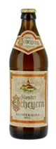 Kloster Scheyern Gold-Hell Alk. 5,4% vol 50cl