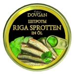 Dovgan Riga Sprotten in Öl 160g