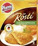 Pfanni Rösti Die Knusprigen für 2 portionen 400g