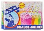 Ahoj Brause-Pulver(Himbeer, Orange, Zitrone, Wald;eister) 58g für 10e