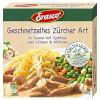 Erasco Geschnetzeltes Zürcher Art in feinwürziger Sauce & Spätzl