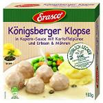 Erasco Königsberger Klopse in Kapern-Sauce 480g