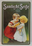 Plakat Sunlight Seife
